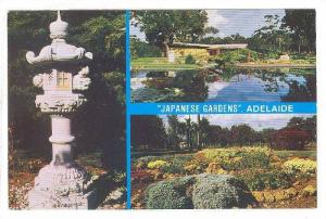 3-Views, Japanese Gardens, Adelaide, South Australia, 1950-1970s