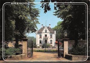 Netherlands Roermond Kasteeltje Hattem Castle Gate Chateau