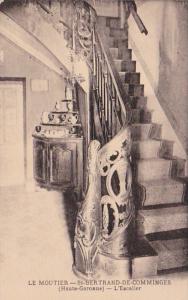 France Saint Bertrand de Comminges Le Moutier L'Escalier