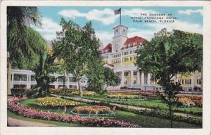 Florida Palm Beach The Gardens At Royal Poinciana Hotel