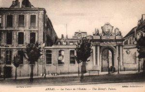 La Palais de l'Eviche,Arras,France BIN