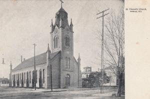 OSHKOSH , Wisconsin, 00-10s; St. Vincent's Church
