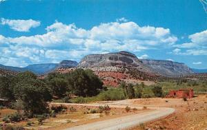 USA Guadalupe Canyon Northern New Mexico 1961