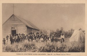 Mission , Nord Canadien (North Canada ) , 1910s ; #4