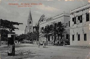 German East Africa Tanzania Dar Es Salaam, Daressalam Am Kaiser Wilhelm-Ufer