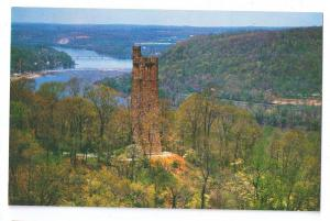 Washington Crossing State Park PA Bowmans Hill Tower Aerial