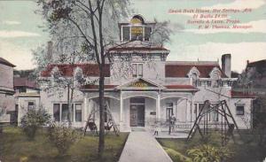 Arkansas Hot Springs Ozark Bath House 1911