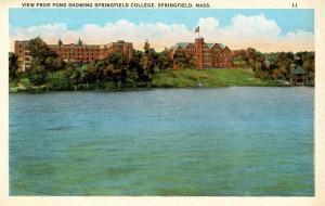 MA - Springfield. Springfield College