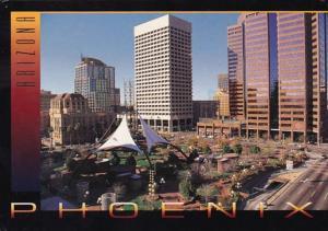 Arizona Phoenix Skyline