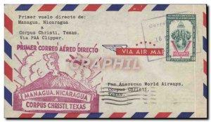 Letter 1 Nicaragua Managua flight Corpus Christi 16 December 1946