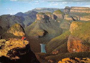 Blyde River Canyon Eastern Transvaal The Three Rondavels