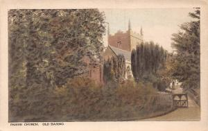 Old Basing Parish Church Eglise