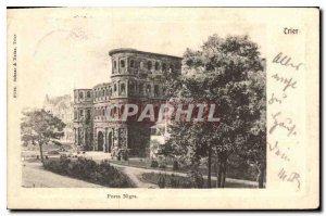 Old Postcard Trier