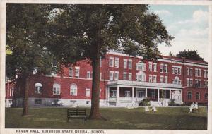 Haven Hall Edinboro State Normal School Pennsylvania