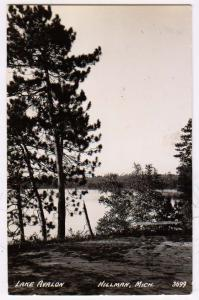 RPPC, Lake Avalon, Hillman Mich