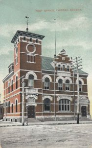 LINDSAY , Ontario, Canada , 1900-10s ; Post Office, version 2