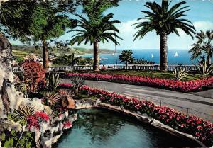 Italy Riviera dei Fiori S. Remo, Regina Elena Gardens Giardini