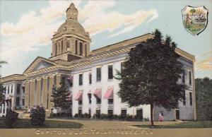 Florida Tallahassee Capitol Building