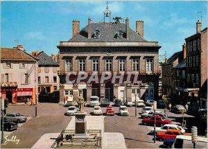 Postcard Modern Mauriac Cantal Hotel de Ville and Place
