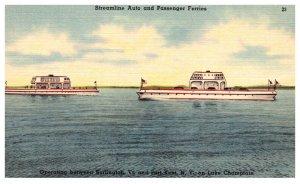 Streamline Auto and Passenger Ferries