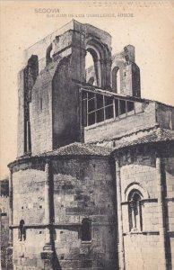 SEGOVIA, Castilla Y Leon, Spain, 1900-1910s; San Juan De Los Caballeros, Abside