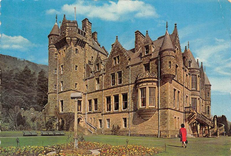 Northern Ireland Belfast Castle Chateau Schloss