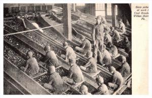 20086  Coal Mine  Breaker Boys sorting