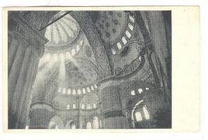 Sultan Ahmed Mosque, Istanbul, Turkey, 1910-1920s