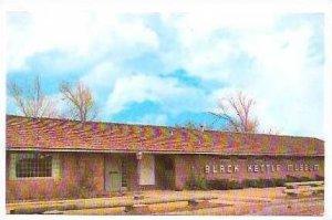 Ok Cheyenne Black Kettle Museum