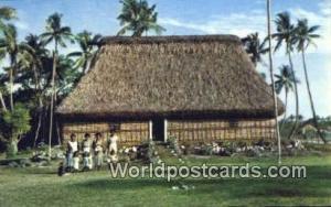 Chiefs Bure Fiji, Fijian  Chiefs Bure