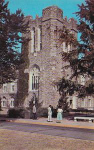 North Carolina Durham The General Library Duke University Curteich