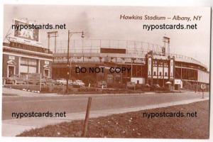 Hawkins Stadium, Albany NY