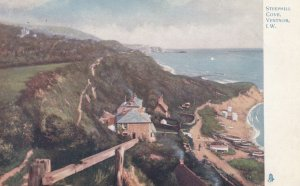 VENTNOR , Isle of Wight , 1903 ; Steephill Cove , TUCK 792