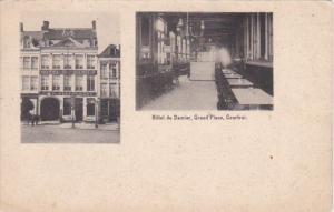 Belgium Courtrai Hotel du Damier Grand Place