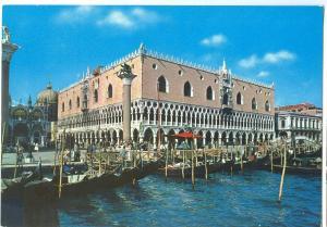 Italy, Venice, Venezia, Palazzo Ducale, unused Postcard