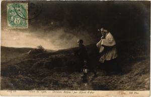 CPA Salon de 1906 A. WEBER - Derniers Rayons (217960)