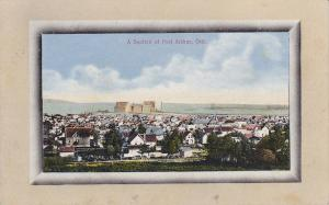 PORT ARTHUR, Ontario, Canada, 00-10s ; Section view
