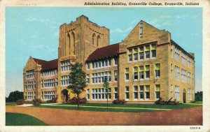 USA - Administration Building Evansville College Evansville Indiana 03.31