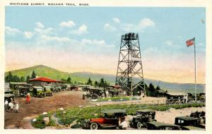 MA - Berkshires, Mohawk Trail. Whitcomb Summit
