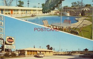 THE SANDS MOTEL Chef Menteur Highway NEW ORLEANS, LOUISIANA
