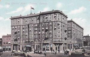 King Edward Hotel Toronto ON, Ontario, Canada DB