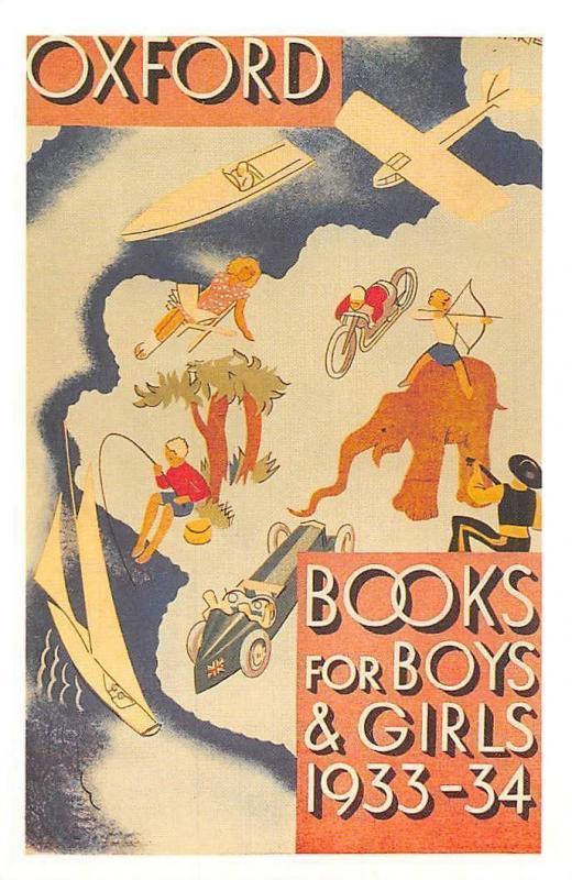 Oxford University Press Catalogue 1933-34 children's book