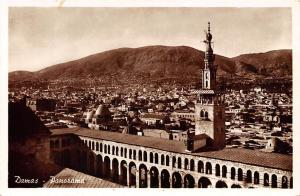 Syria Damascus Damas Panorama, General Aerial View, Vera photographie