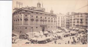 BARCELONA , Spain, 1900-10s ; Diputacion Provincial