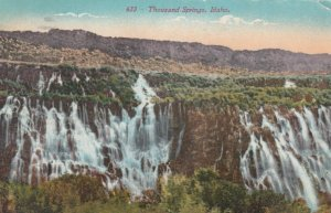 THOUSAND SPRINGS, Idaho, 1914