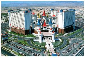 Nevada  Las Vegas  Excalibur Hotel Casino