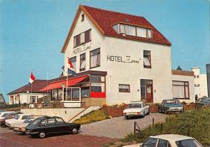 B108081 Netherlands Hotel-Restaurant Zonne Noordwijk aan Zee real photo uk