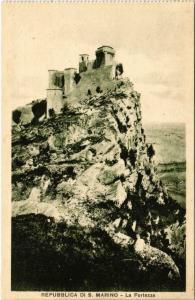 CPA Republica Di S. Marino La Fortezza SAN MARINO (801925)