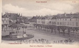 TOUL , France , 00-10s ; Place de la Republique - Le Kiosque