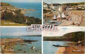 Postcard Modern New Quay